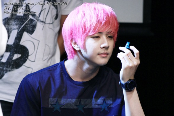[HQ Photos] THUNDER @ Sinchon Fansign Event